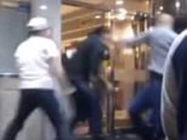Sikh man beaten up in video in suspected race hate attack in Birmingham