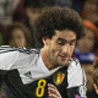 Fellaini's goal earns Belgium win v Israel