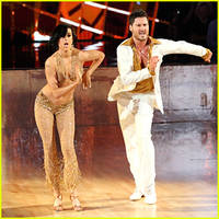 Rumer Willis Shows Off Her Killer Body During 'DWTS' Salsa - See the Pics!